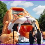 Sabertooth Tiger Slide